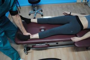Adduzione a gamba estesa