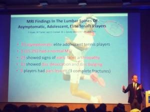 Dal Congresso Internazionale di Fisioterapia Sportiva a Berna - 2015