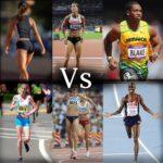 Centometristi e Maratoneti: sono realtà completamente diverse?